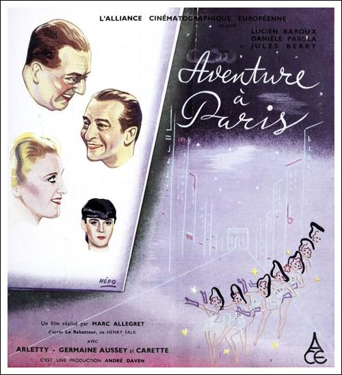 Aventure à Paris